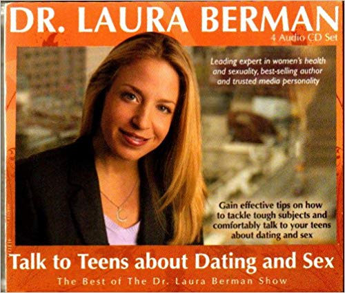 Dr. Laura Berman Talk to Teens About Dating and Sex Audio CD