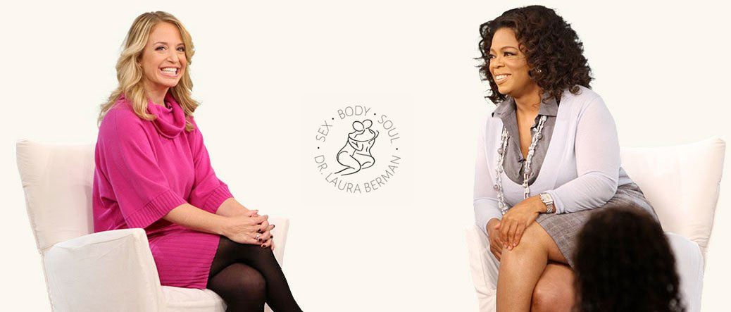Laura and Oprah