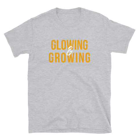 Growing and Glowing Tee