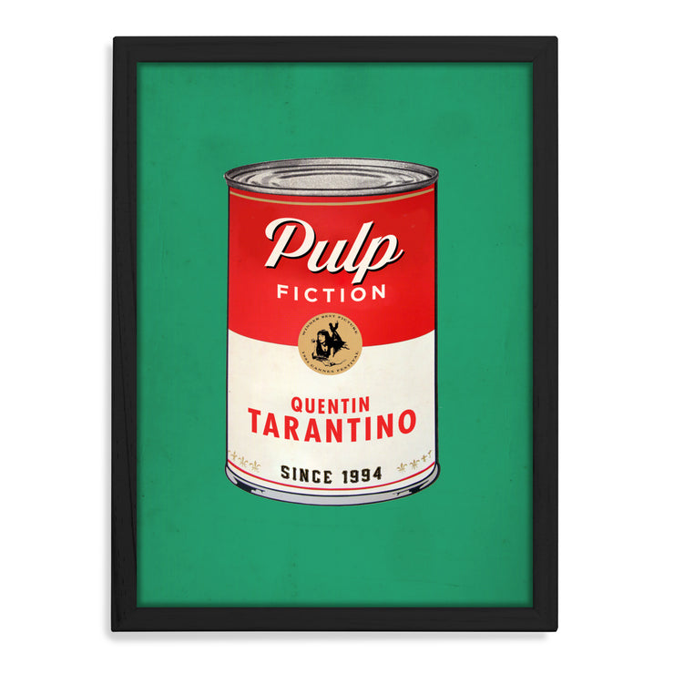 Pulp Fiction Soup Print