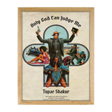 2Pac Only God Can Judge Me Print - HappyLittleHome