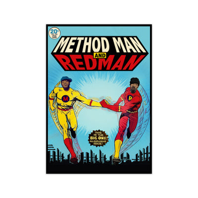 Method Man and Redman Print