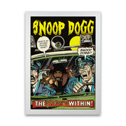Snoop Dogg The Beast Within Print
