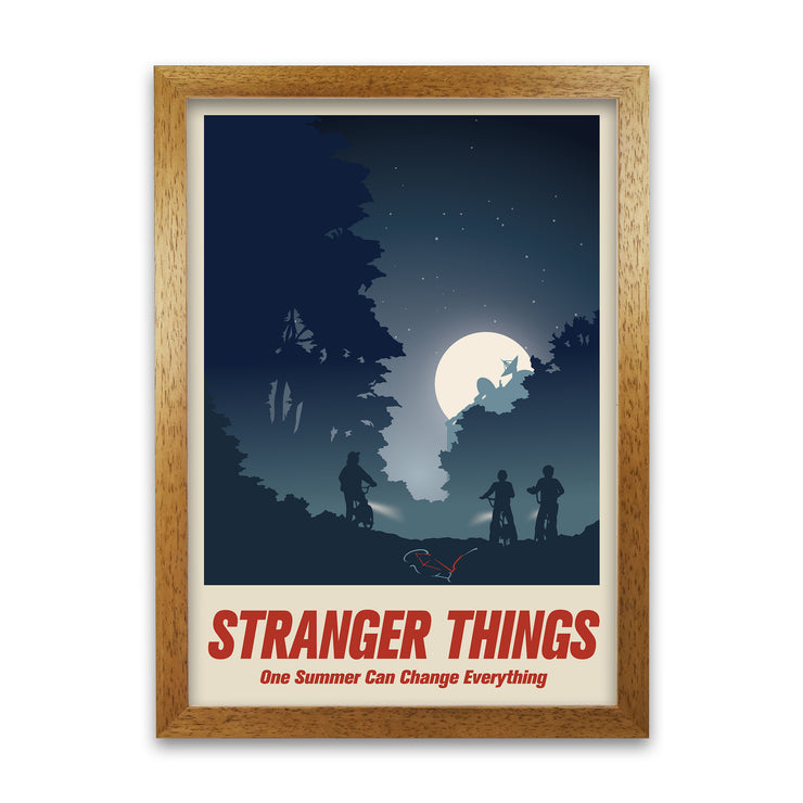 Stranger Things Print