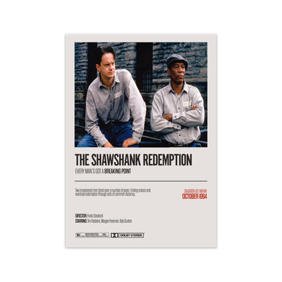 The Shawshank Redemption Print