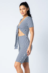 Cut Out Rompers