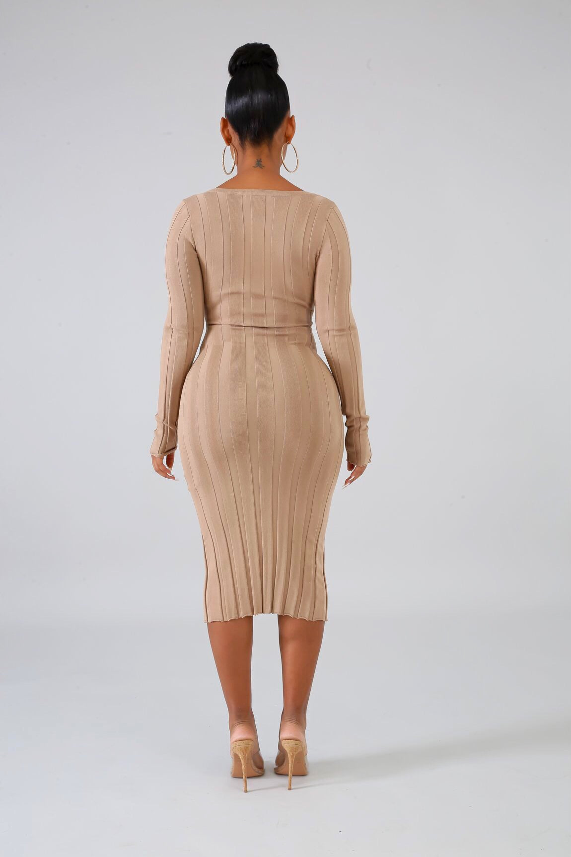 Truffle Touch Sweater Dress