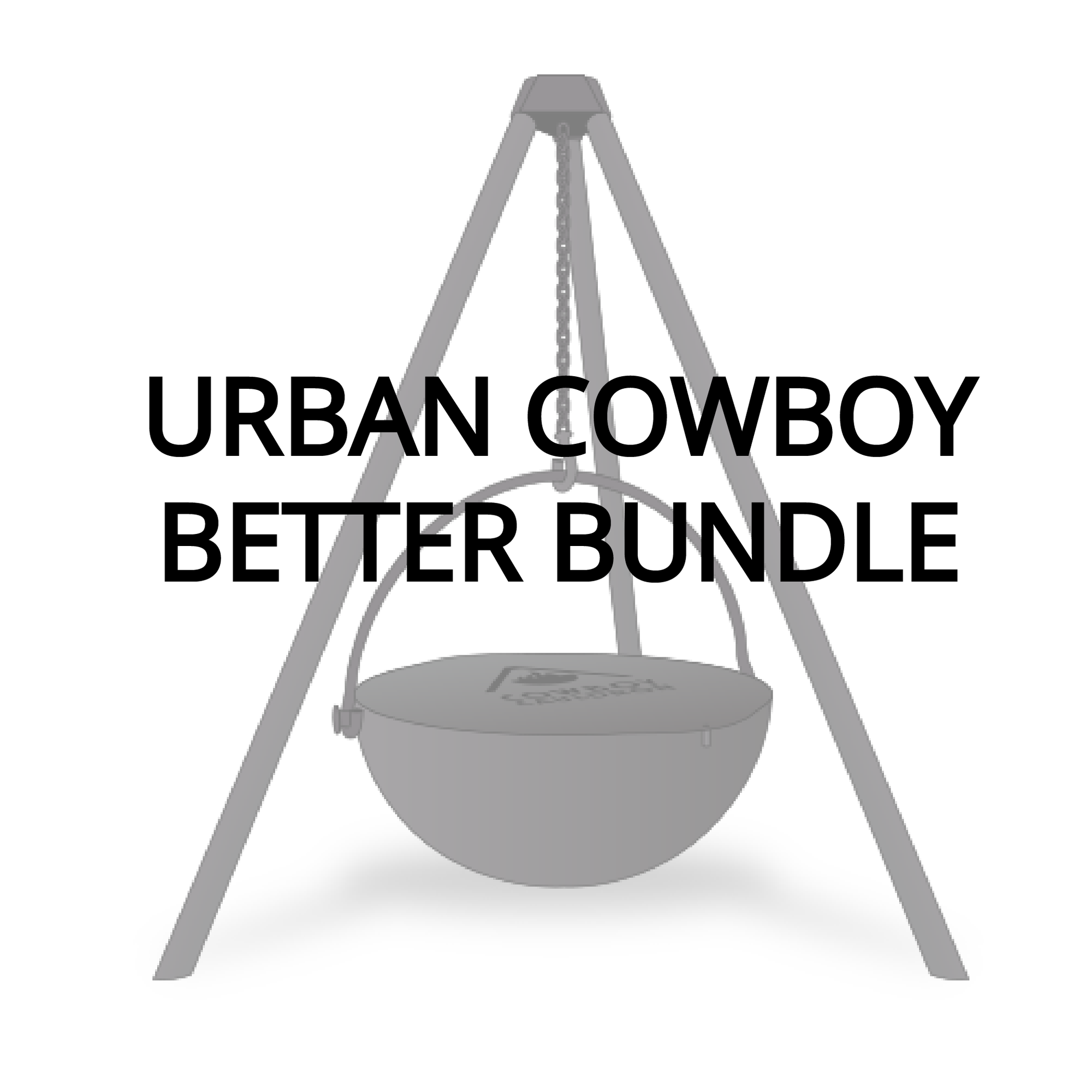 The Urban Cowboy - Better Bundle