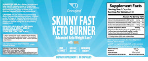 Test Plan  - 1 Bottle Skinny Fast $69.90/Bottle + FREE Shipping!