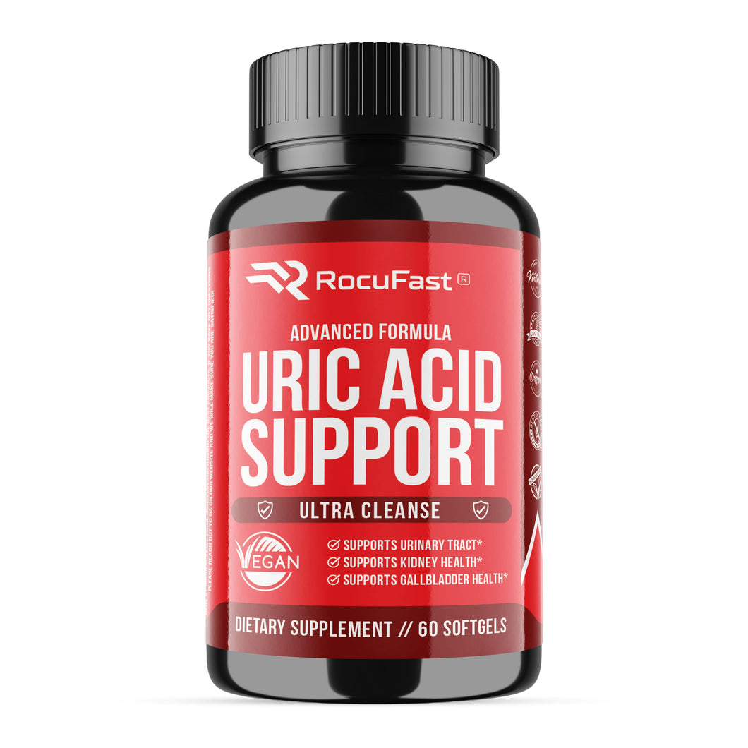 Advanced Uric Acid Cleanse