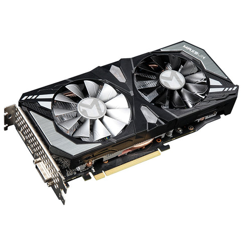 MAXSUN GeForce GTX 1660 Terminator 6G Nvidia Gaming Video Graphics Card