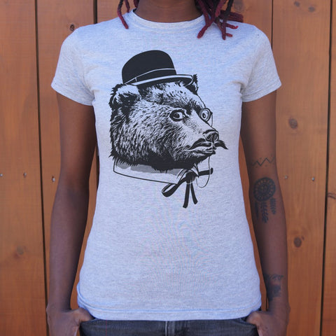 Fancy Bear T-Shirt (Ladies)