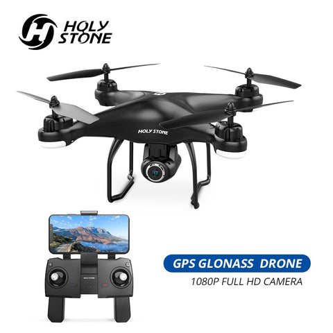 Holy Stone HS120D GPS Drone FPV with 1080p HD Camera