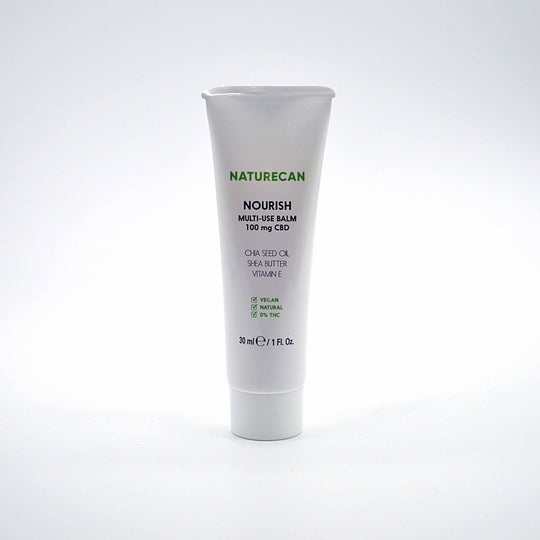 Nourish CBD Multi-Balm tube
