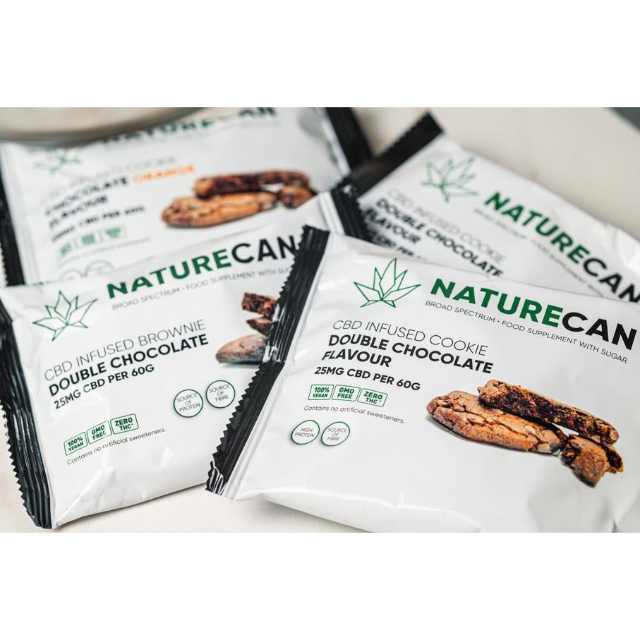 CBD Cookie - Box of 12
