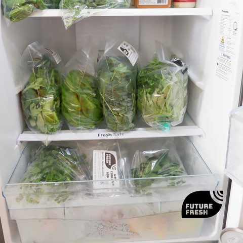 THINK ABOUT WHERE YOU PLACE THEM IN THE FRIDGE