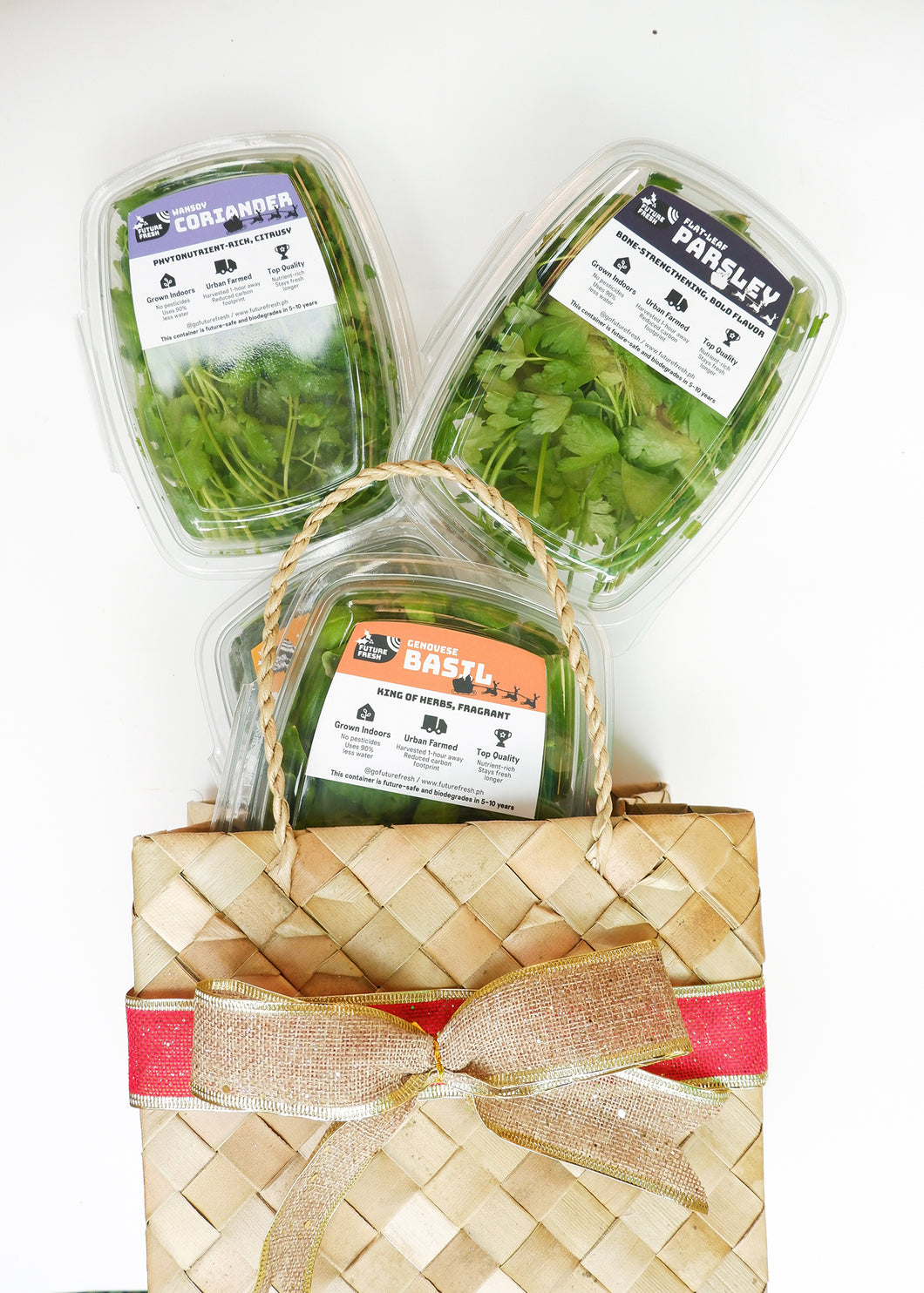 Future Fresh Herbs Mix Gift Bag