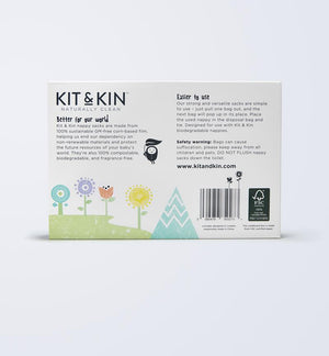 Kit & Kin Diaper Sacks
