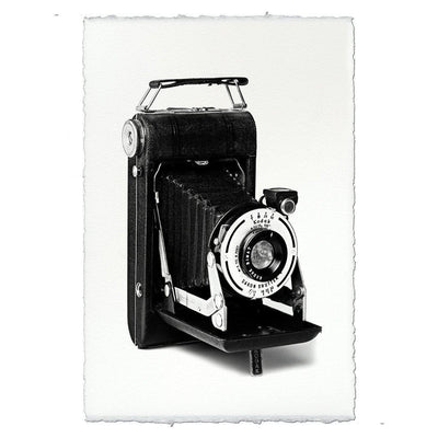 Folding Autographic Brownie
