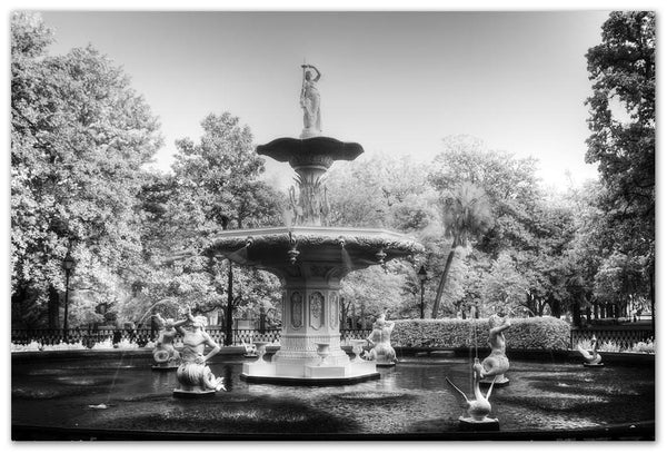 Forsyth Fountain - Savannah, GA