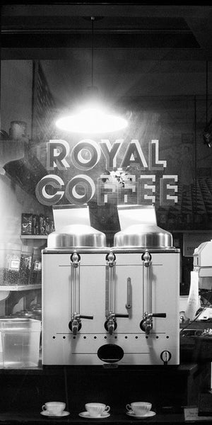 Royal Coffee - Oakland, CA