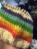 Custom Knit Baby Hat
