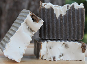 BlackBird Nilla Mint Coffee Soap
