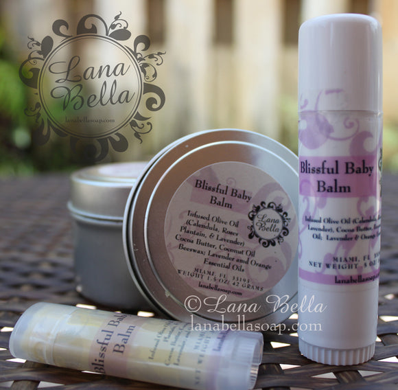 Blissful Baby Balm