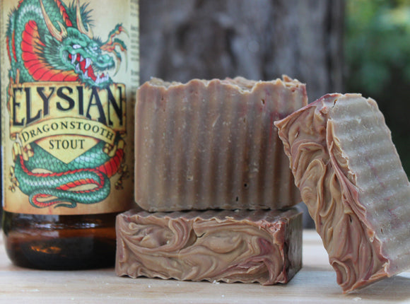 Dragonstooth Stout Dragon's Blood Soap