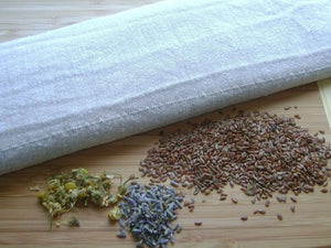 Flax & Herbal Warming Pillow