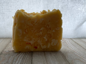 #1 cold process soap