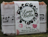 Love Does Small Things Soap
