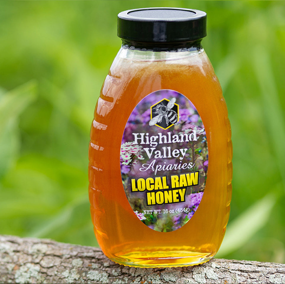 Raw Honey, 16oz