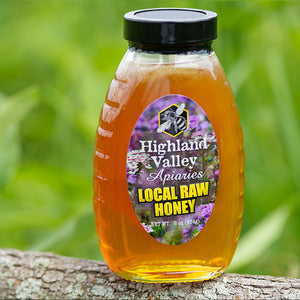 Raw Honey, 8oz