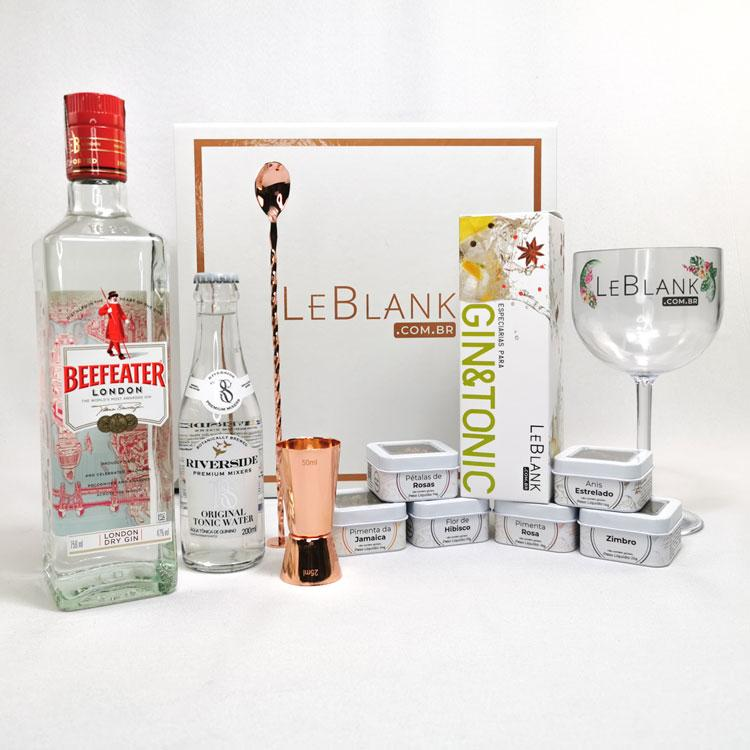 Kit Gin Beefeater London Dry - Rose Gold