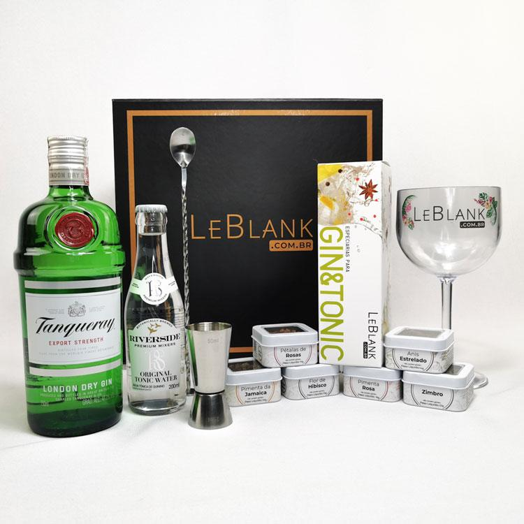 Kit Gin Tanqueray London Dry