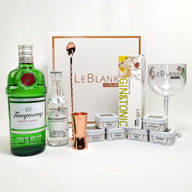 Kit Gin Tanqueray London Dry - Rose Gold
