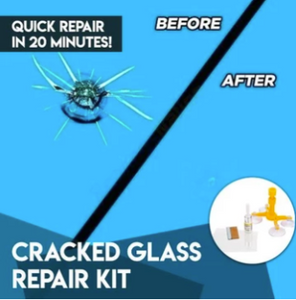 Cracked Glass Corrector Set