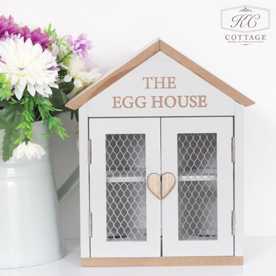 Wooden Green Country  Egg House