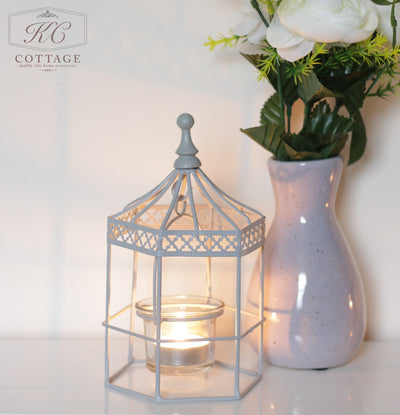 Bandstand Style Tealight Holders