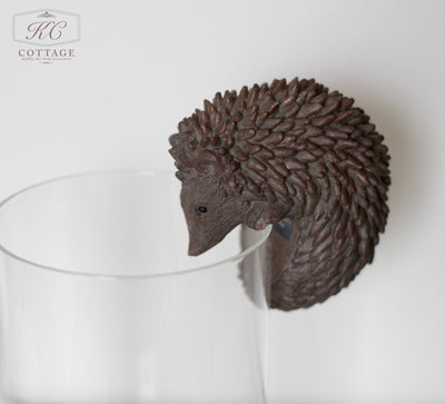 Animal Pot Hangers Hedgehog