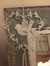 Hanging Metal Bird Image