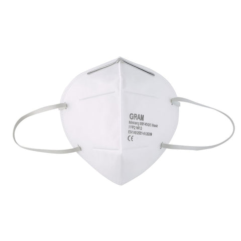 4-Layer KN95 Mask With No Valve Filter High Efficiency Filtration Mask $4 Each