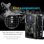 1080 HD Body Cam Hunting Camera With Waterproof 2.0 Inch Display & 12 MP Camera