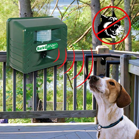 Bark Stop Pro™ 2019 Ultrasonic Bark Deterrent Aspectek - Free Worldwide Shipping!