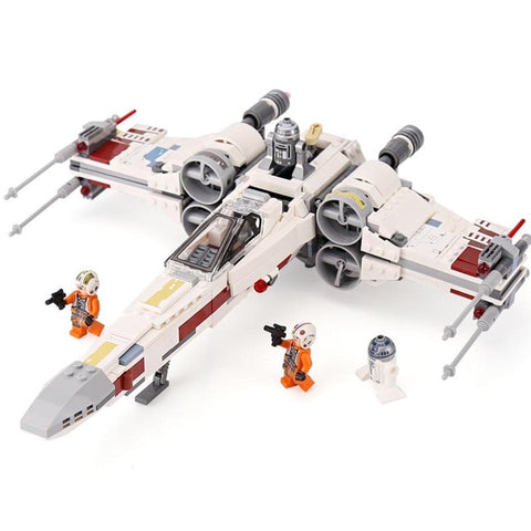 Star Wars Poe's X Wing Fighter 05004 Rebels Compatible With Lego Set  75102