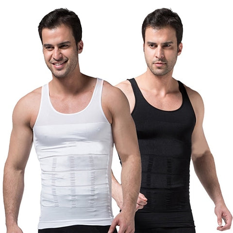 Chest FX™ Men's Slimming Body Shaper Waist Corset Tank Top Underwear