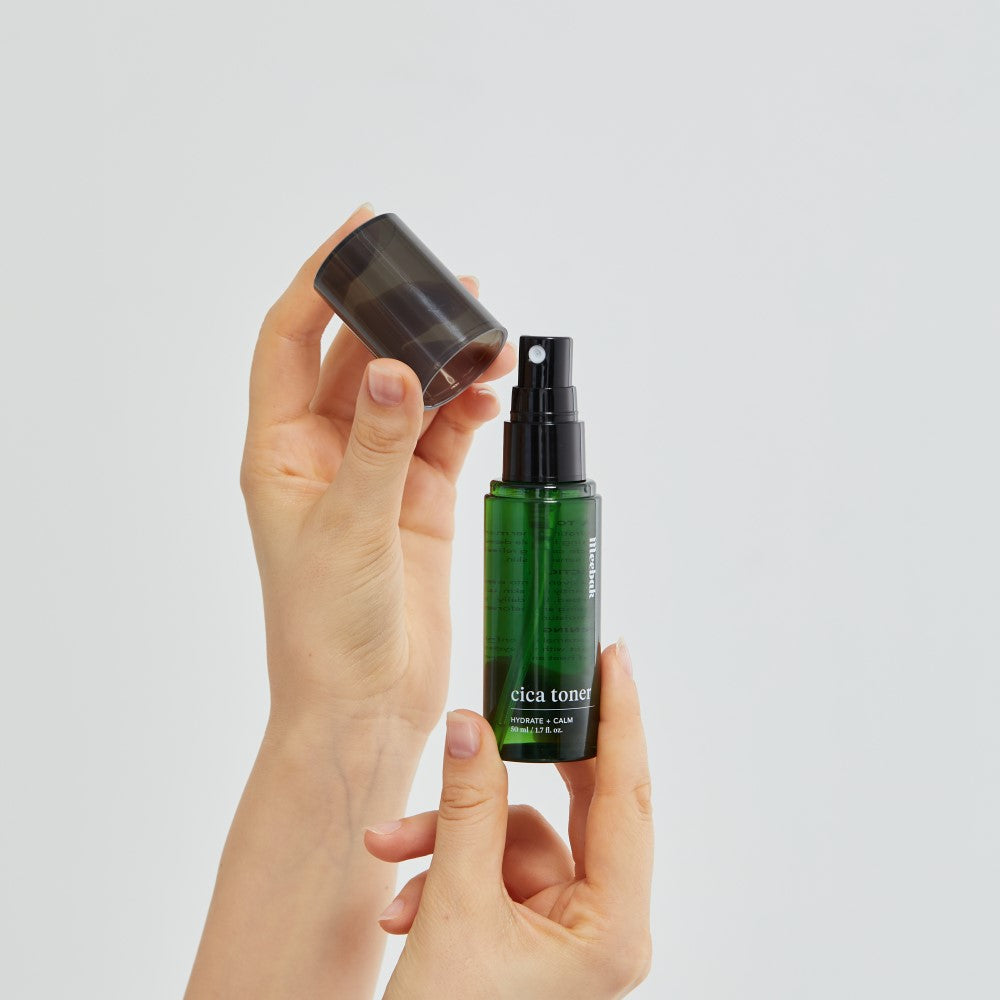 2-in-1 Cica Misting Toner Mini
