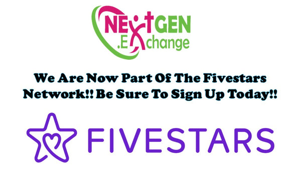 Sign Up For Our Fivestars Rewards Program
