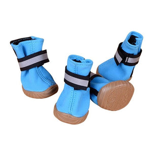 Dog Shoes Winter Waterproof Dogs Boots Non-Slip